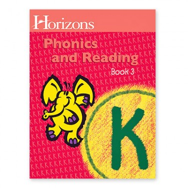 Horizons K Phonics and Reading Bk 3 Student