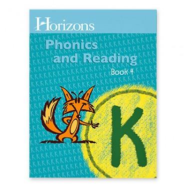 Horizons K Phonics and Reading Bk 4 Student