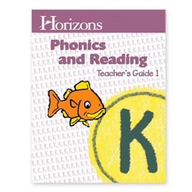 Horizons K Phonics and Reading 1 Teacher