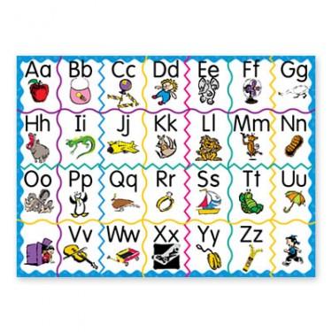 Horizons K Alphabet Floor Puzzle