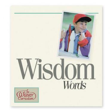 Weaver Wisdom Words (Kindergarten - 6th Grade)