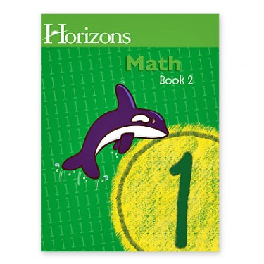 Horizons Math 1 Student Book 2