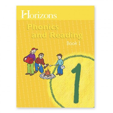 Horizons Phonics and Reading 1 Student Book 1