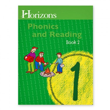 Horizons Phonics and Reading 1 Student Book 2