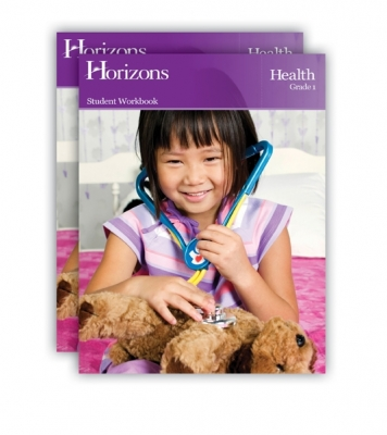 Horizons Health Grade 1 Set