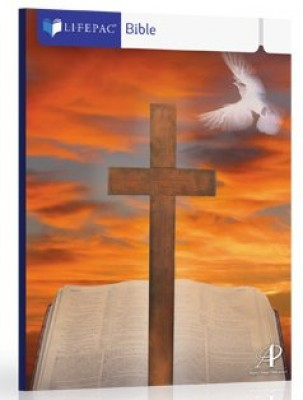 Lifepac Bible Grd 1 Student Bks (set of 10 Lifepacs)