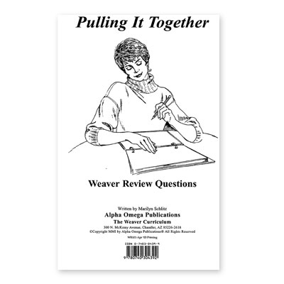 Weaver Review Questions Volume 2 (1st - 6th Grade)