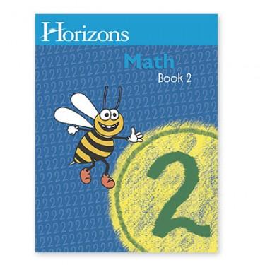 Horizons Math 2 Student Book 2