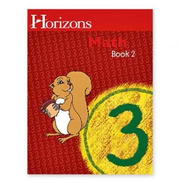 Horizons Math 3 Student Book 2