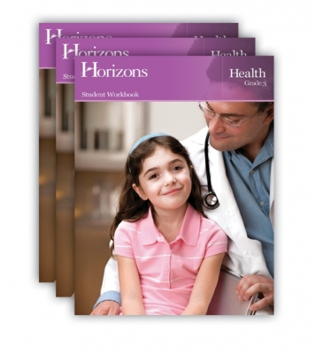 Horizons Health Grade 3 Set