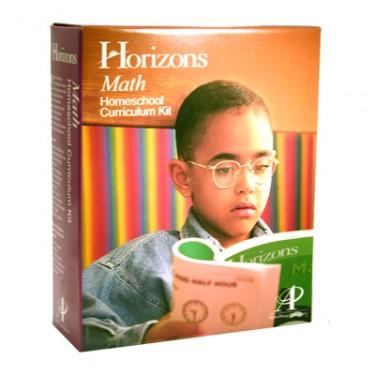 Horizons Math Grd 4 Set