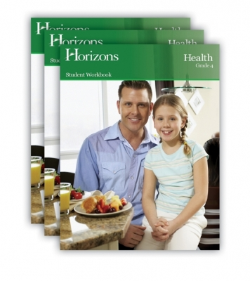 Horizons Health Grade 4 Set