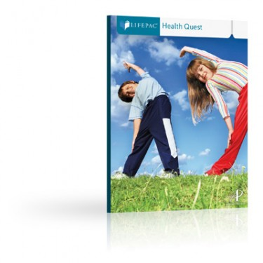 Health Quest Teacher Book (4th - 7th Grade)