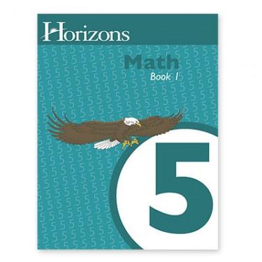Horizons Math 5 Student Book 1
