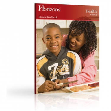 Horizons Health Grade Student Book (5th Grade)