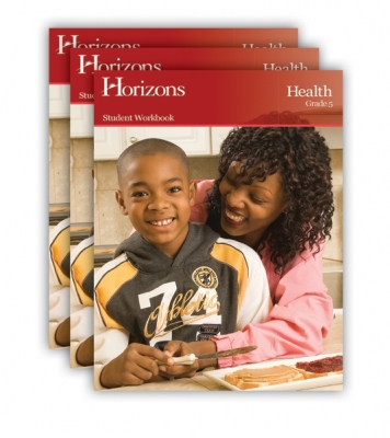 Horizons Health Grade 5 Set