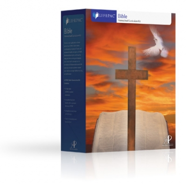 Lifepac Bible Complete Set Grade 6