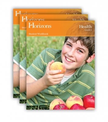 Horizons Health Grade 6 Set