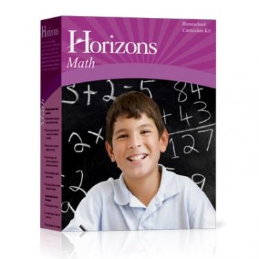 Horizons Pre-Algebra Set