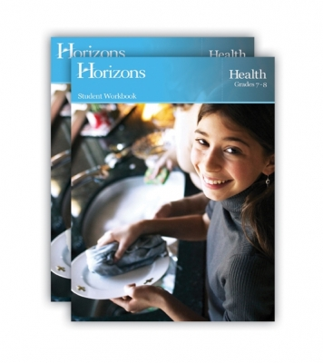 Horizons Health Grades 7-8 Set