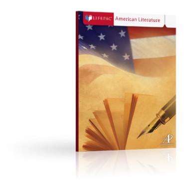 Lifepac American Literature Gr 7-12 (complete Set)