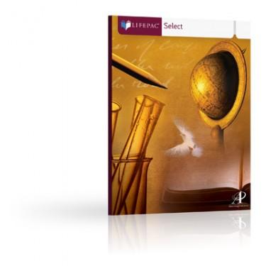 Lifepac Astronomy (Lifepac Select) 7th - 12th Grade