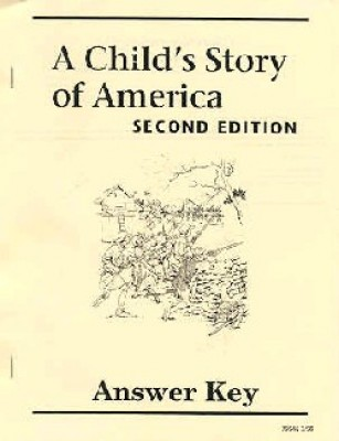 Child's Story Of America Answer Key Grade 4