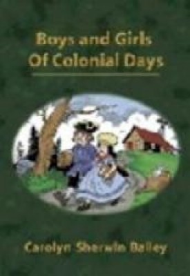 Boys and Girls Of Colonial Days Test Packet