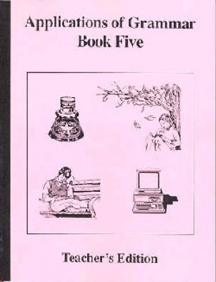 Applications Of Grammar Book 5 Answer Key