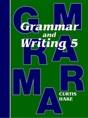Saxon Grammar and Writing Grade 5 Textbook