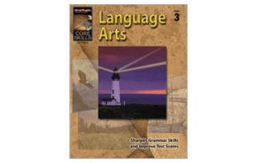 Core Skills Language Arts Grd 3