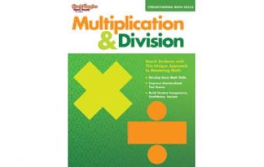 Strengthening Math Skills Grd 3-4