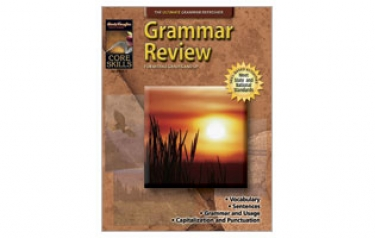 Core Skills Grammar Review Grd 6-12