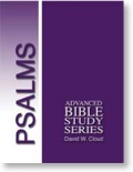 Psalms - Spiral Bound and Large Print