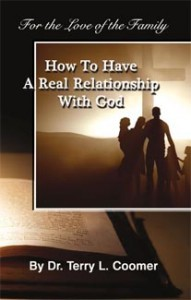 How To Have A Real Relationship With God