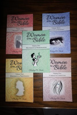 Women of the Bible -all 5 volumes