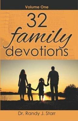 32 Family Devotions, volume 1