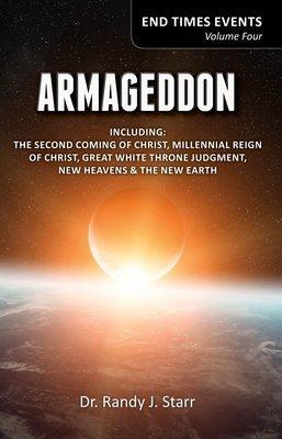 End Time Events volume 4 - Armageddon - Reg. $6.60
