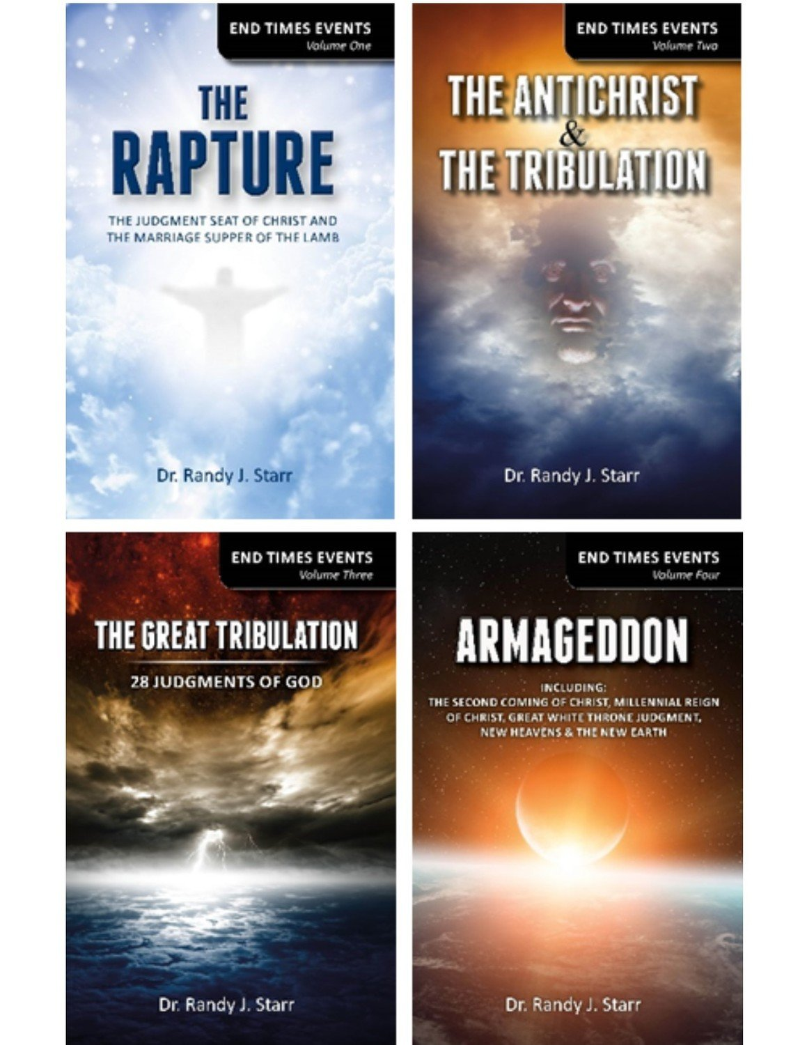 End Time Events -ALL 4 Volumes