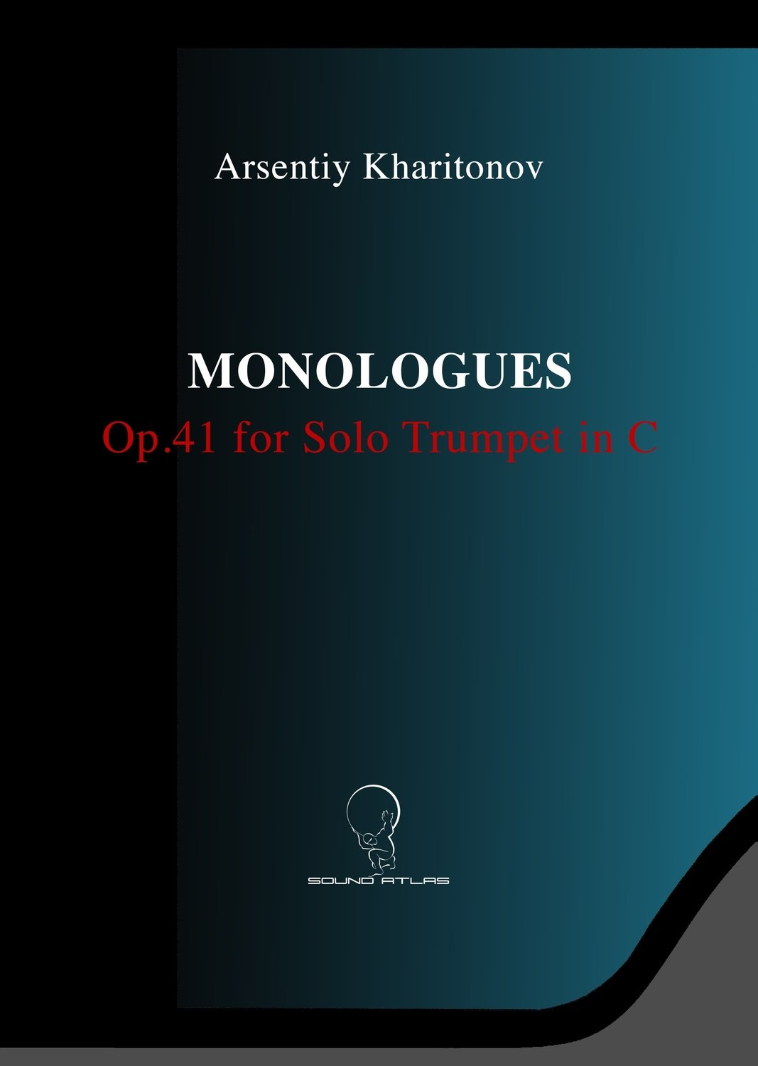 Monologues for Solo Trumpet in C, Op.41 (Digital Download PDF file)