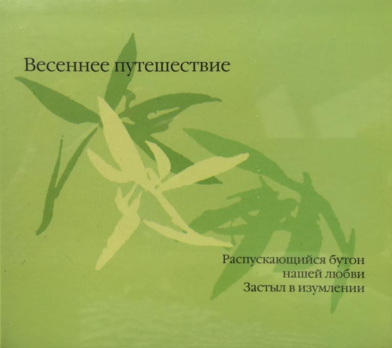 CD Duo Zikr «Весеннее путешествие» 12+