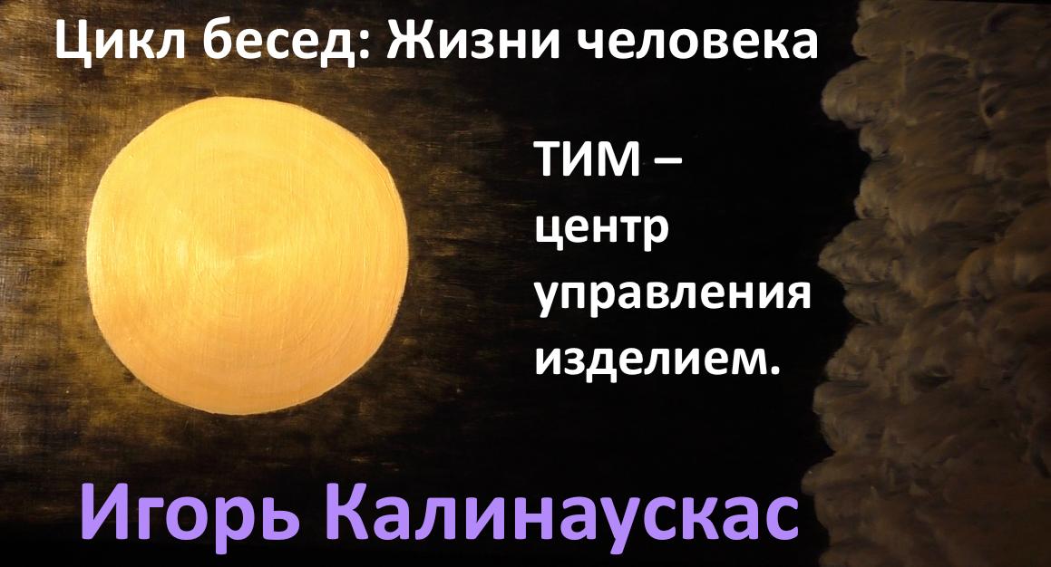 Онлайн-беседы «ТИМ – центр управления изделием»: 17 и 24 октября в 19.00 мск
