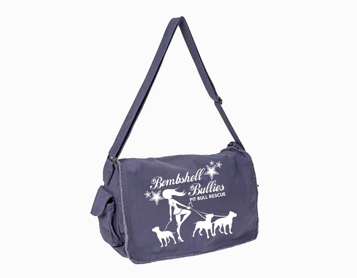 Bombshell Messenger Bag