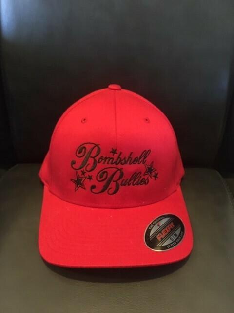 Bombshell Flexfit Hat