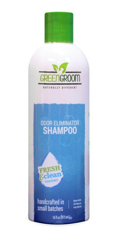 Green Groom Odor Eliminator Shampoo