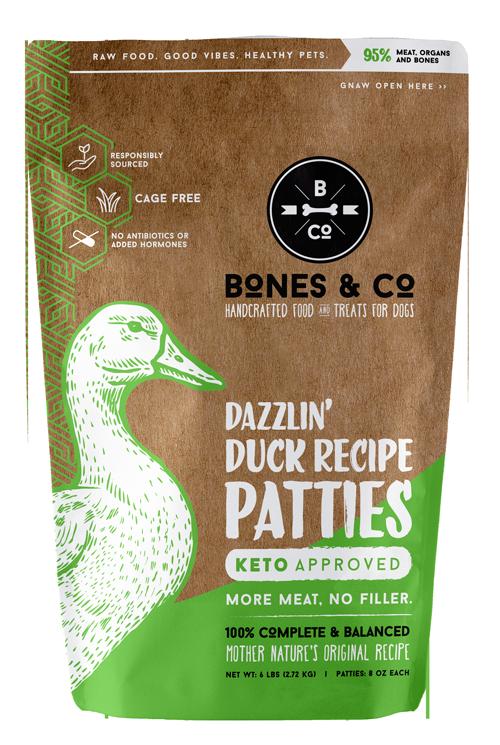 Bones & Co | 6lb Patties
