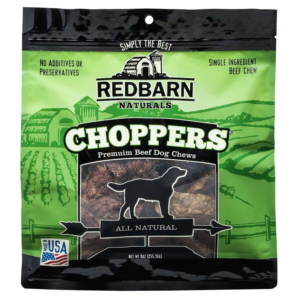 Choppers - Premium Beef Dog Chews