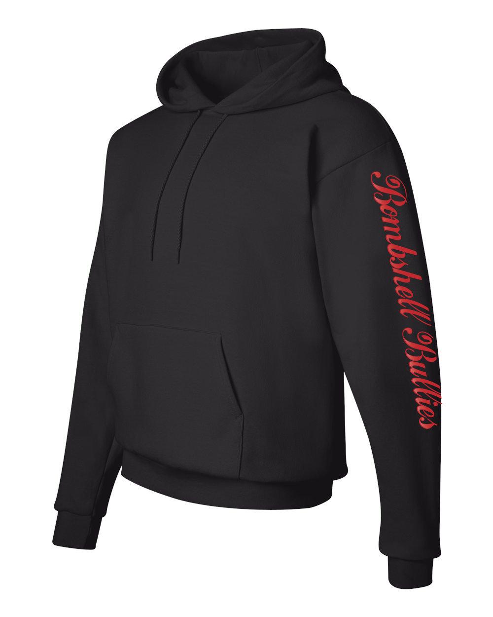Bombshell Unisex Pullover Sweatshirt