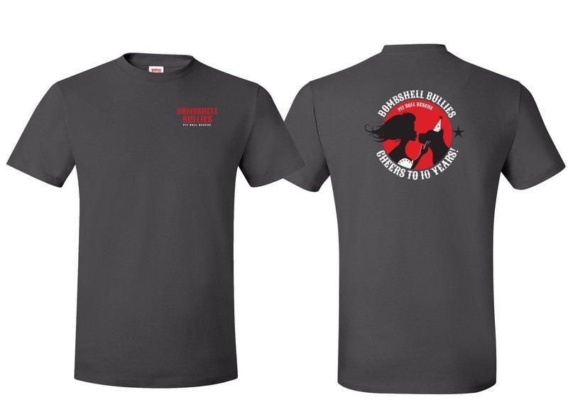 Bombshell 10th Anniversary T-Shirt