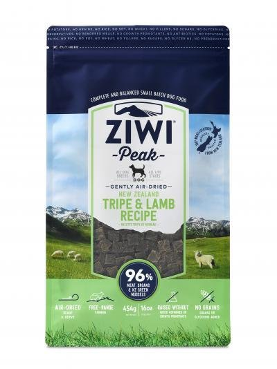 Ziwi Peak Air-Dried Tripe and Lamb 5.5lb